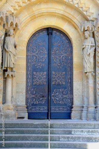 Portal am Bamberger Dom