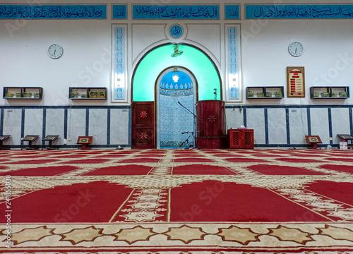 masjid juffali in balad jeddah