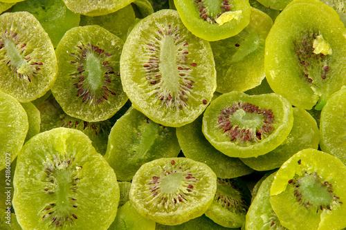 dry kiwi fruit
