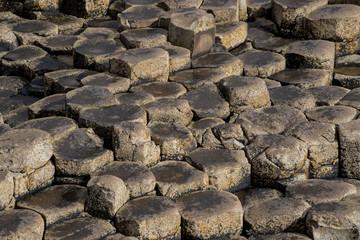 Nordirland / Giant's Causeway / Der Damm der Riesen  © Volker Loche
