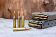 assault rifle bullet