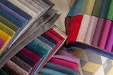 samples of textiles for upholstery furniture
