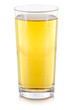 Apfelsaft Saft Glas Getränk freigestellt Freisteller isoliert