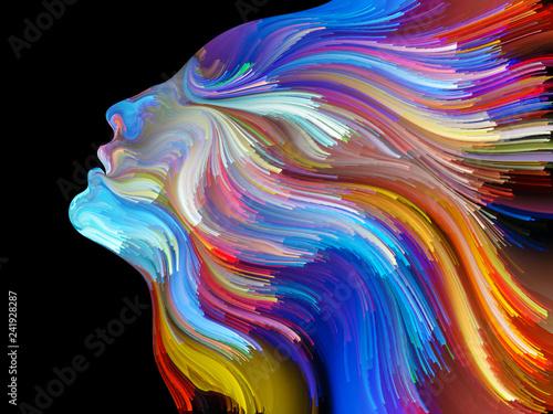 Paradigm of Inner Palette