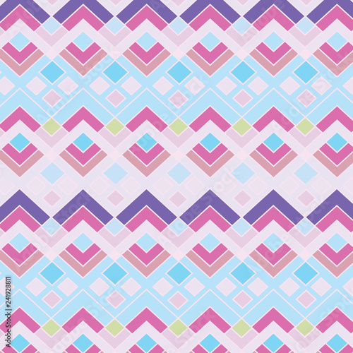 Fashionable pattern in small flowers. Floral background for textiles. - 241928811
