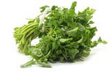 Freshly picked organic watercress - 241929472