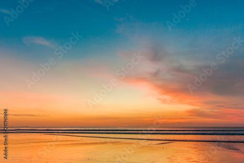 Amazing sunset form thailand beach - 241961646