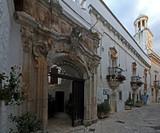palazzo Morelli a Locorotondo (Puglie) - 241962672