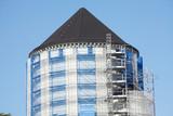 Eingerüsteter Wasserturm - 241966898