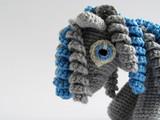 Pony crochet toy - 241972061