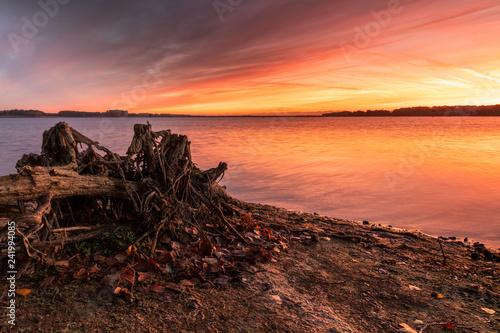 Sunrise log