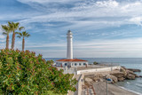 the lighthouse of Torrox Spain - 242025871