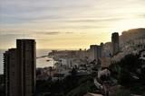 coucher de soleil Monaco © Bernard