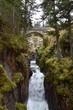 Le pont d'Espagne à Cauterets - 242043499