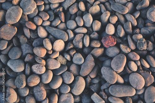 background of stones - 242049247