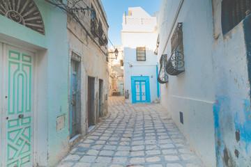 Medina in Sousse. Medieval Town. Tunisia