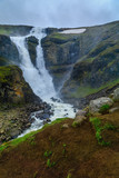 Rjukandi waterfall, East Iceland