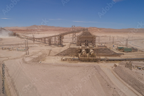minera antucoya