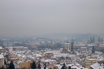 view to Prague castle © Tor