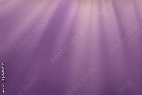 Blurred purple light background. Violet rays. Abstract background
