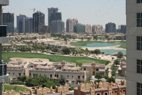 New area in Dubai