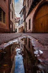 Colmar Lane Reflection