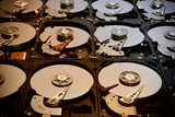 open hard disk drives - 242295642
