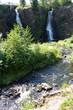 Wasserfall Stalpet in Schweden - 242300872