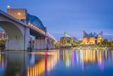 Chattanooga, Tennessee, USA downtown skyline © SeanPavonePhoto