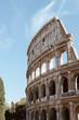 Quadro Colosseum in Rome, Italy