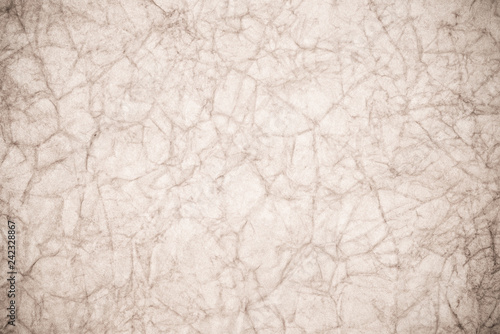 Leinwanddruck Bild Old dirty crumpled paper background