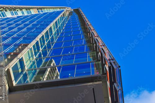 Modern European City Architecture