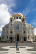 Naval Cathedral of St. Nicholas in Kronstadt