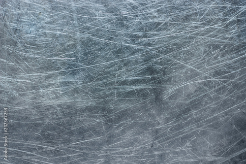 Textured steel plate background, old metal close-up surface
