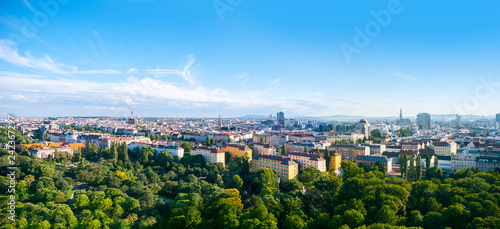 City view from Vienna, Austria - 242367297
