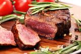Barbecue Rib Eye Steak - Dry Aged Wagyu Entrecote Steak - 242373020