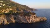 The Amalfi Coast Italy - 242384882