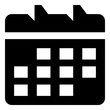 Appointment Calendar Vector Icon