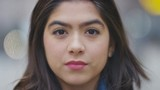 Portrait of young Hispanic female looking to camera - 242424029