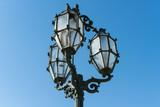 Old Streetlamps, St. Publius' Square, Floriana, Malta - 242496408