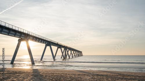Foto Murales wharf
