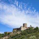 Le fort Saint-Elme au sommet d'une colline à Collioure - 242511094