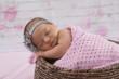 Sleeping Newborn - 242521662