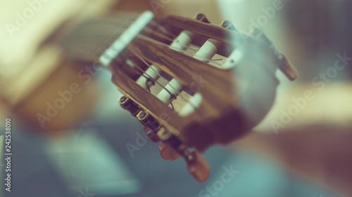Classic Guitar Neck  - 242538010