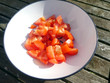 Tomaten würfeln - 242544876