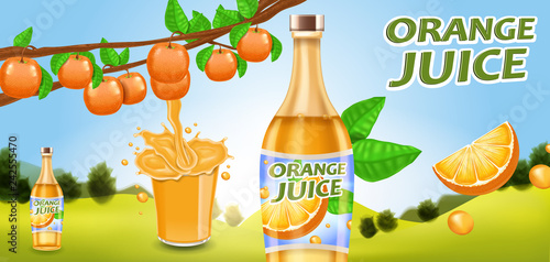 orange natural juice