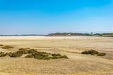 Larnaca viewed behind nearby salt lake on Cyprus - 242596094