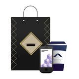 corporate merchandise elements cartoon - 242599684