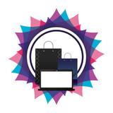 corporate merchandise elements cartoon - 242600096