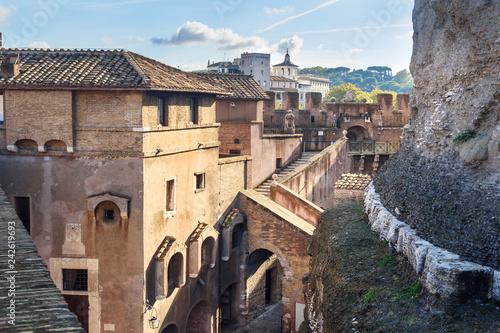 obraz PCV Castle Saint Angelo. Rome. Italy